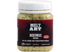 Melt Art BeesWax 3.5 Ounces-Natural