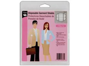 Disposable Garment Shields 3/Pair-White