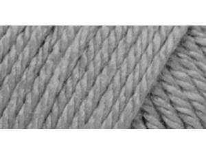 Red Heart Soft Touch Yarn-Light Grey Heather
