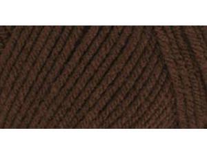 Red Heart Comfort Chunky Yarn-Fudge