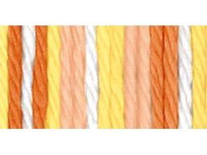 Sugar'n Cream Yarn Ombres Super Size-Creamsicle