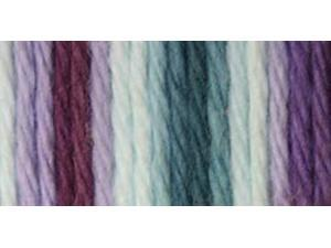 Sugar'n Cream Yarn Ombres Super Size-Crown Jewels Ombre