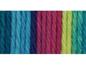 Sugar'n Cream Yarn Ombres Super Size-Psychedelic