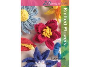 Search Press Books-Knitted Flowers