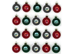 Jolee's Boutique Dimensional Stickers-Xmas Ornament Repeats