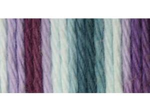 Sugar'n Cream Big Ball Naturals Yarn Ombres-Jewels Ombre