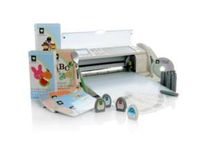 Cricut Expression Machine Bundle w/ 4 Cartridges +10 Inks