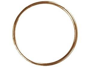"Brass Ring 6""-"