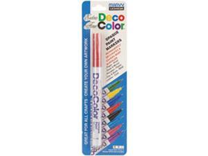 Deco Color Extra Fine Brilliant Opaque Paint Marker 1/Pkg-Red