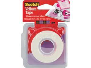 """Scotch Vellum Tape-.5""""X400"""""""