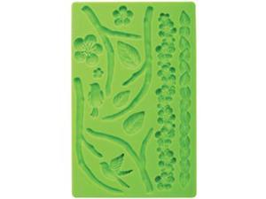 Fondant And Gum Paste Silicone Mold-Nature