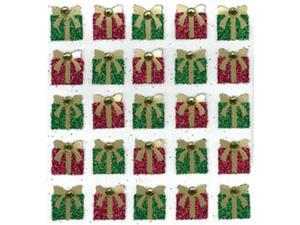 Jolee's Boutique Dimensional Stickers-Xmas Present Repeats