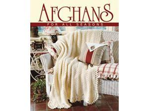 Leisure Arts-Afghans For All Seasons: Book 2