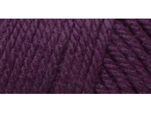 Red Heart Soft Touch Yarn-Grape