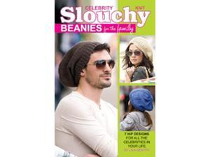 Leisure Arts-Knit Celebrity Slouchy Beanies