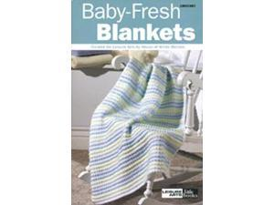 Leisure Arts-Baby-Fresh Blankets