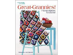 Leisure Arts-Great Grannies! 7 Scrap Afghans
