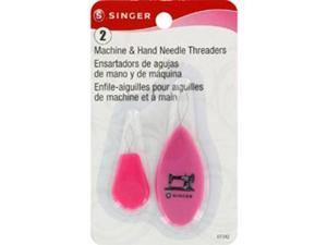 Machine & Hand Needle Threaders-2/Pkg