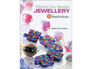 Search Press Books-Polymer Clay Beaded Jewellery