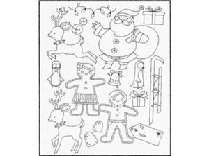 Sublime Stitching Embroidery Patterns-Christmas Time