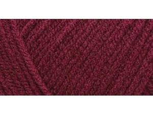 Red Heart Comfort Yarn-Claret