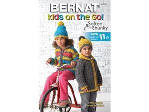 Bernat-Kids On The Go -Softee Chunky