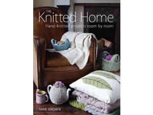 Guild Of Master Craftsman Books-Knitted Home&#59; The