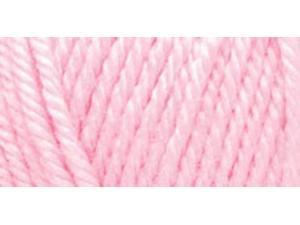 Red Heart Soft Touch Yarn-Pink