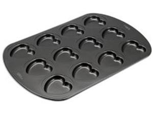 Whoopie Pie Pan-12 Cavity Heart