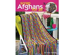 Leisure Arts-Scrap Afghans For All