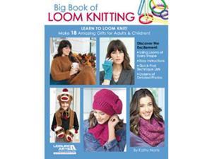 Leisure Arts-Big Book Of Loom Knitting