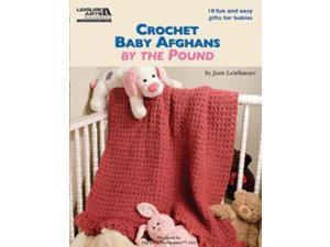 Leisure Arts-Crochet Baby Afghans By The Pound