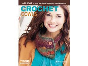 Leisure Arts-Crochet Cowls: 10 Designs For Every Neck