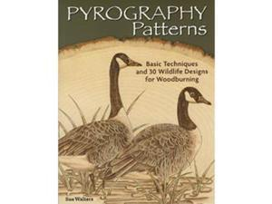 Design Originals-Pyrography Patterns