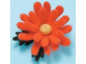 Felting Needle Applique Mold-Daisy