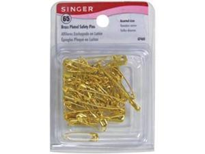 Safety Pins-Sizes 1-3 65/Pkg