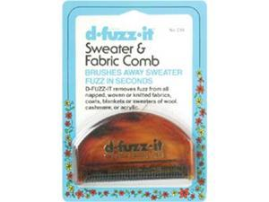 D-Fuzz-It Fabric Comb-