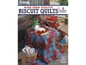 Leisure Arts-Made From Scratch Biscuit Quilts