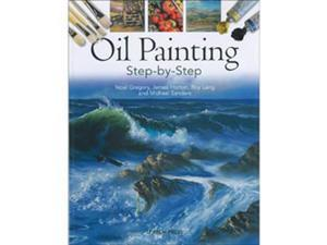Search Press Books-Oil Painting Step-By-Step