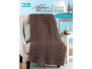 Leisure Arts-Afghan Lover's Collection