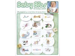 Leisure Arts-Baby Bibs To Cross-Stitch