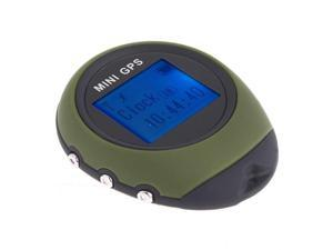 Mini Handheld GPS Navigation For Outdoor Sport Travel Drift Camping Hiking Climbing