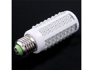E27 7W 110V 108 LED Corn Light Bulb White 6000-6500k