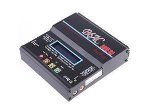 B6AC 80W 6A NiCd/MH/LiLo/LiFe/Pb RC Battery Balance Charger