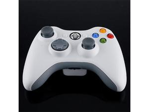 Genuine Wireless Controller For Microsoft Xbox 360 White