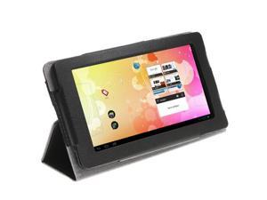 Protective Leather Case Cover for 7 inch Tablet PC Newsmy NewPad T3 Black
