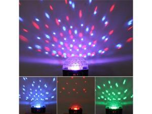 Mini LED RGB Crystal Magic Ball Effect light DMX Disco DJ Stage Lighting for Disco, Ballroom, KTV, Bar, Stage, Club, Party
