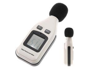 Digital Sound Level Meter Decibel Logger 30-130dB