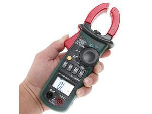 AC Digtal Clamp Meter with Light Temp Frequency MASTECH
