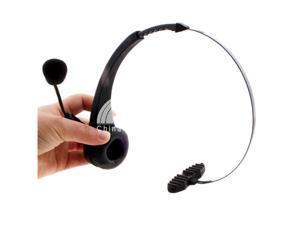 Black PS3 Wireless Bluetooth Headset For PlayStation 3 PS3
